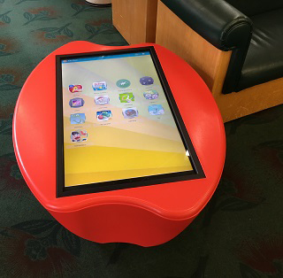 Android Touch Table