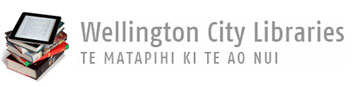Wellington City Libraries logo